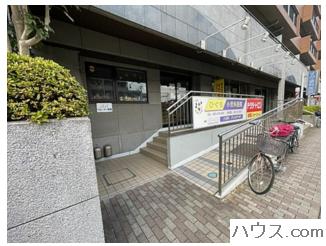 横浜市、病院居抜き賃貸物件の外観画像