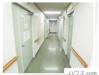 足立区にある動物病院向け物件の内装画像
