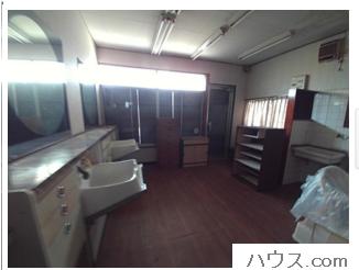 横浜店舗付き住宅物件の店舗画像