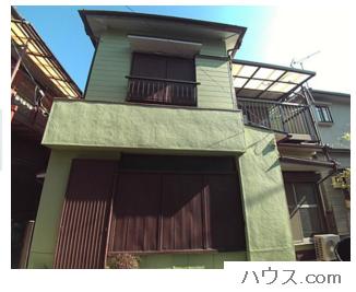 横浜店舗付き住宅物件の外観画像