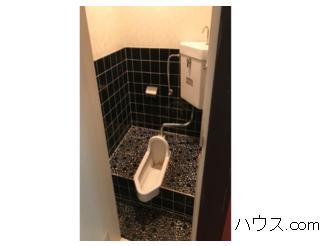 松戸市トリミングサロン賃貸店舗物件トイレ画像
