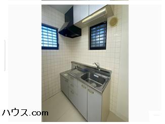 中河原店舗物件キッチン画像