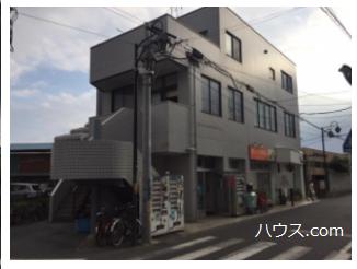 湘南のトリミングサロン&ペットホテル向け賃貸店舗物件外観画像