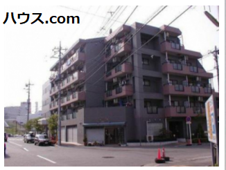 横浜市内の動物病院向け賃貸店舗物件外観画像