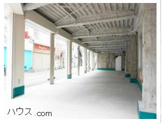 戸越動物病院・ペットサロン向け賃貸店舗物件内装スケルトン画像