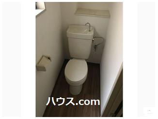 東青梅のトリミングサロン・ペットホテル向け賃貸店舗物件トイレ画像