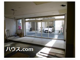 横浜市内のトリミングサロン向け賃貸店舗物件間取り図画像