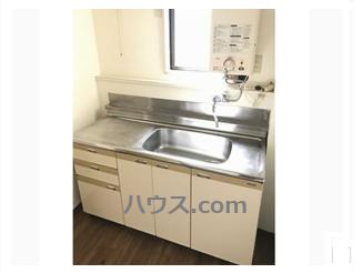 東青梅のトリミングサロン・ペットホテル向け賃貸店舗物件キッチン画像