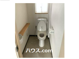 鎌倉トリミングサロン賃貸店舗物件トイレ画像