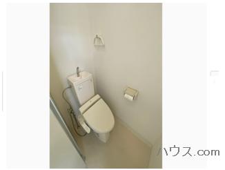 中河原店舗物件トイレ画像