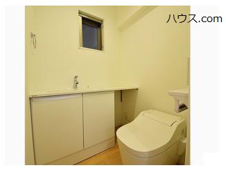 井荻駅近新築賃貸店舗物件トイレ画像