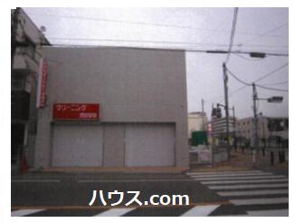 国立市内のトリミングサロン向け賃貸店舗物件外観画像