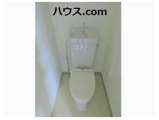 国立市内のトリミングサロン向け賃貸店舗物件トイレ画像
