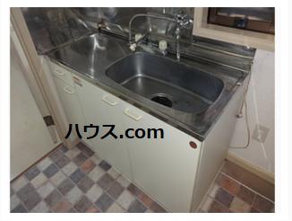 船橋市内のペットサロン・ペットホテル向け賃貸店舗物件キッチン画像