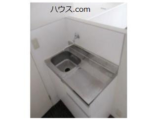 川崎市内のトリミングサロン向け賃貸店舗物件キッチン画像