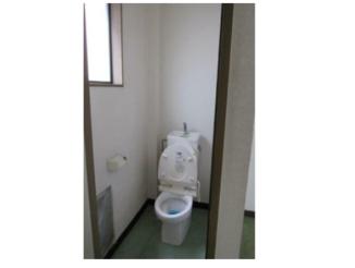 川崎市内のトリミングサロン向け賃貸店舗物件トイレ画像