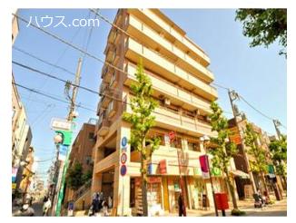 尾山台のトリミングサロン・ペットホテル向け賃貸店舗物件外観画像