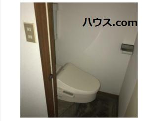 相模原市内のトリミングサロン賃貸店舗物件トイレ画像