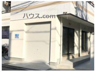 川崎市幸区中幸町トリミングサロン賃貸店舗物件外観画像