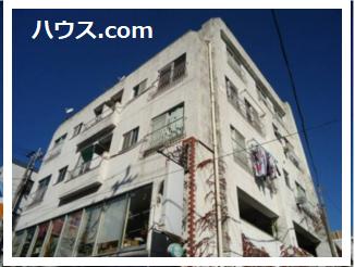 大田区ペットサロンの居抜き物件外観画像