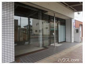 江戸川台のトリミングサロン賃貸店舗の玄関画像